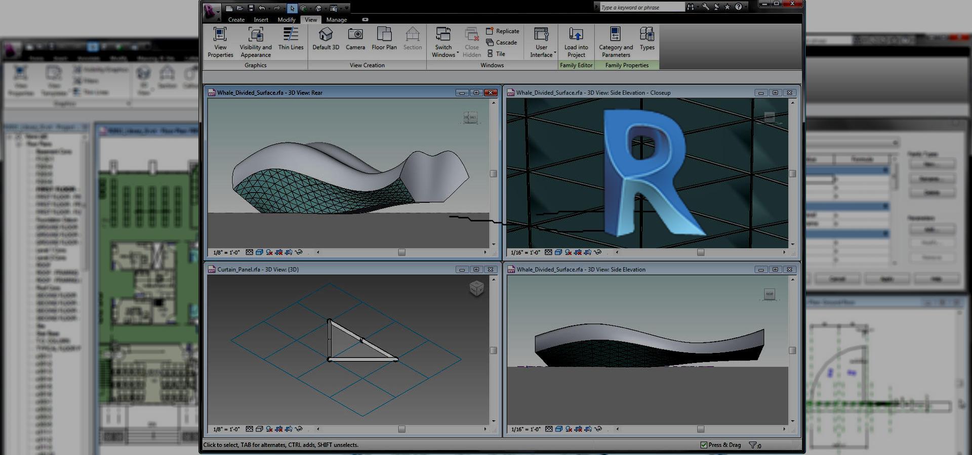 Открыта запись на курс Autodesk Revit Architecture